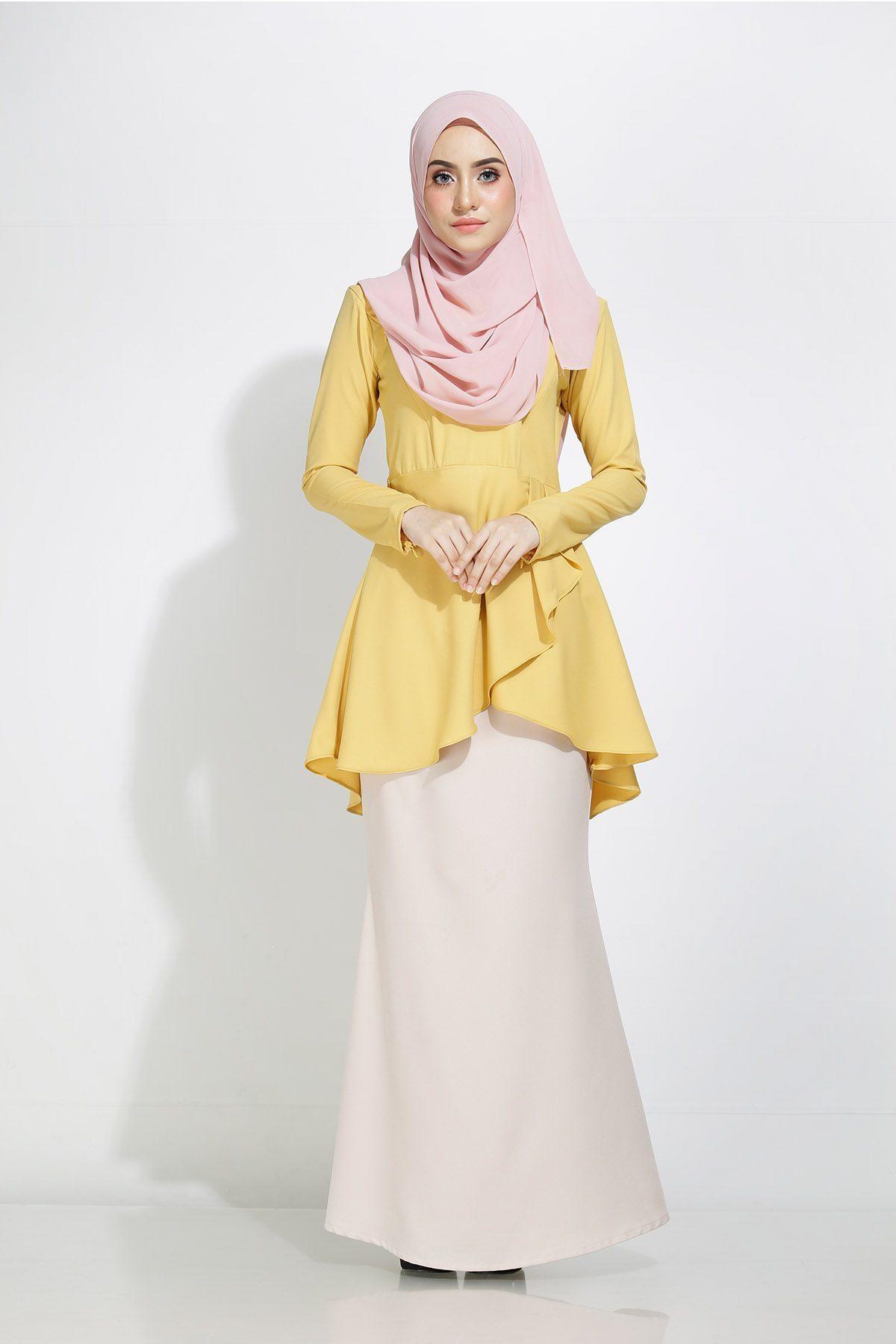 Aurora Majesty Yellow
