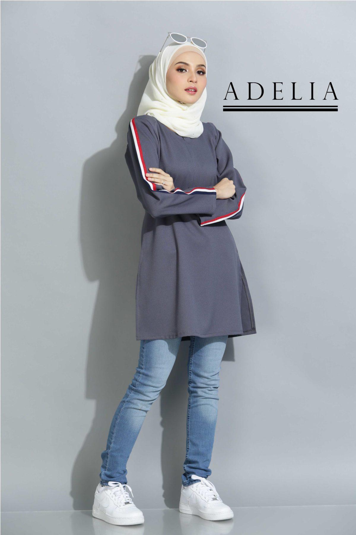 Adelia Grey