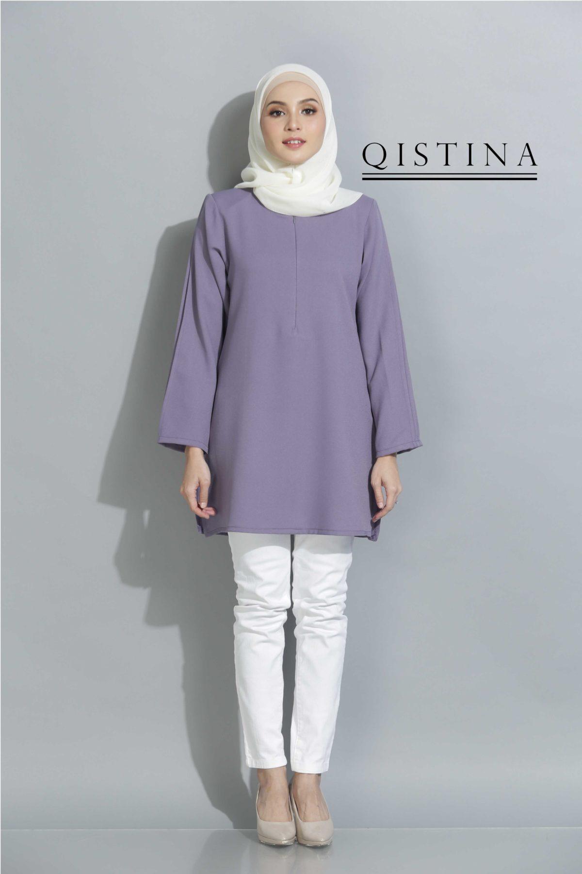 Qistina Indigo