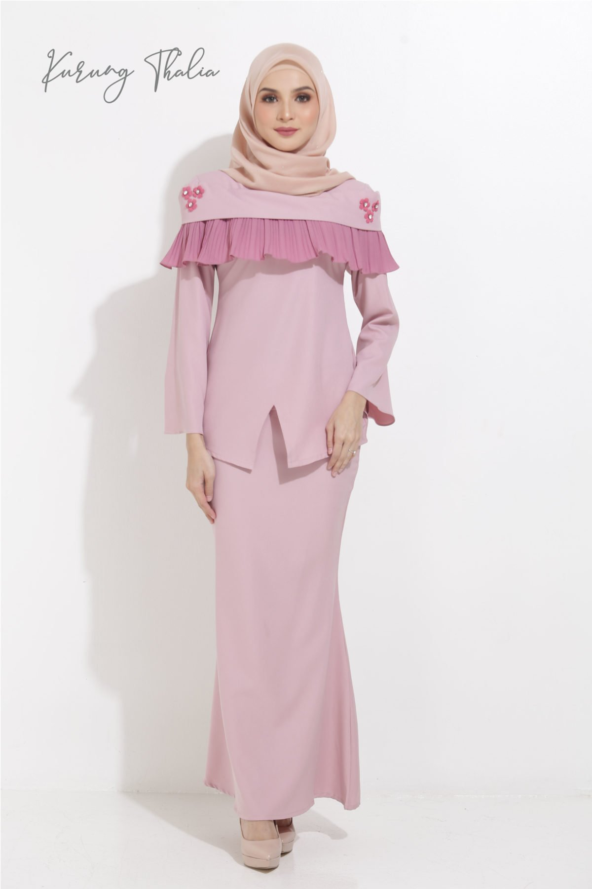 Thalia Dusty Pink Soft