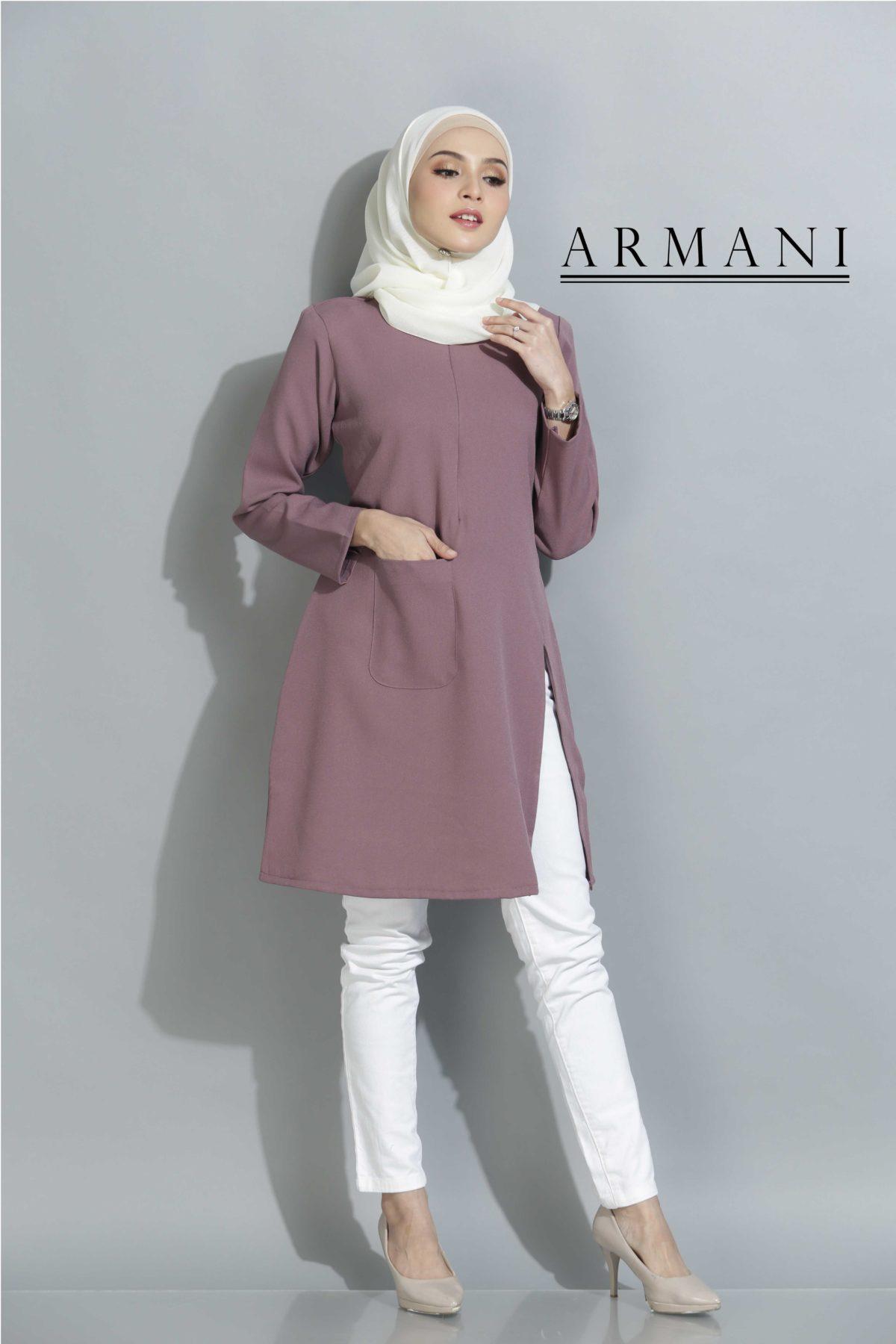 Armani Plum