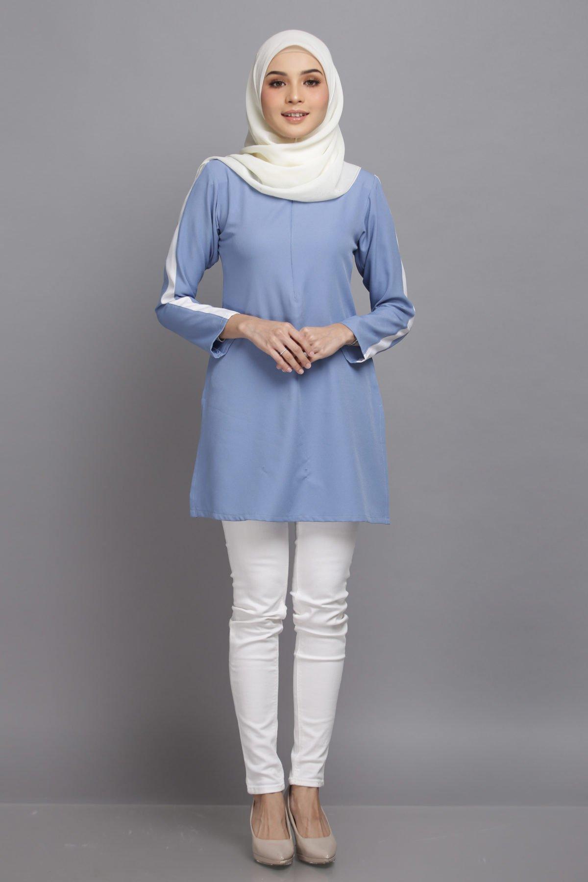 Adelia Pastel Blue