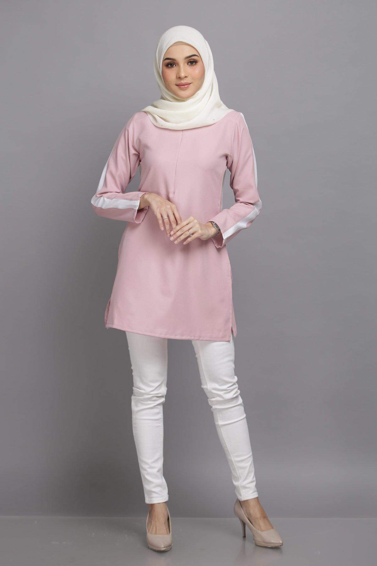 Adelia Pastel Pink