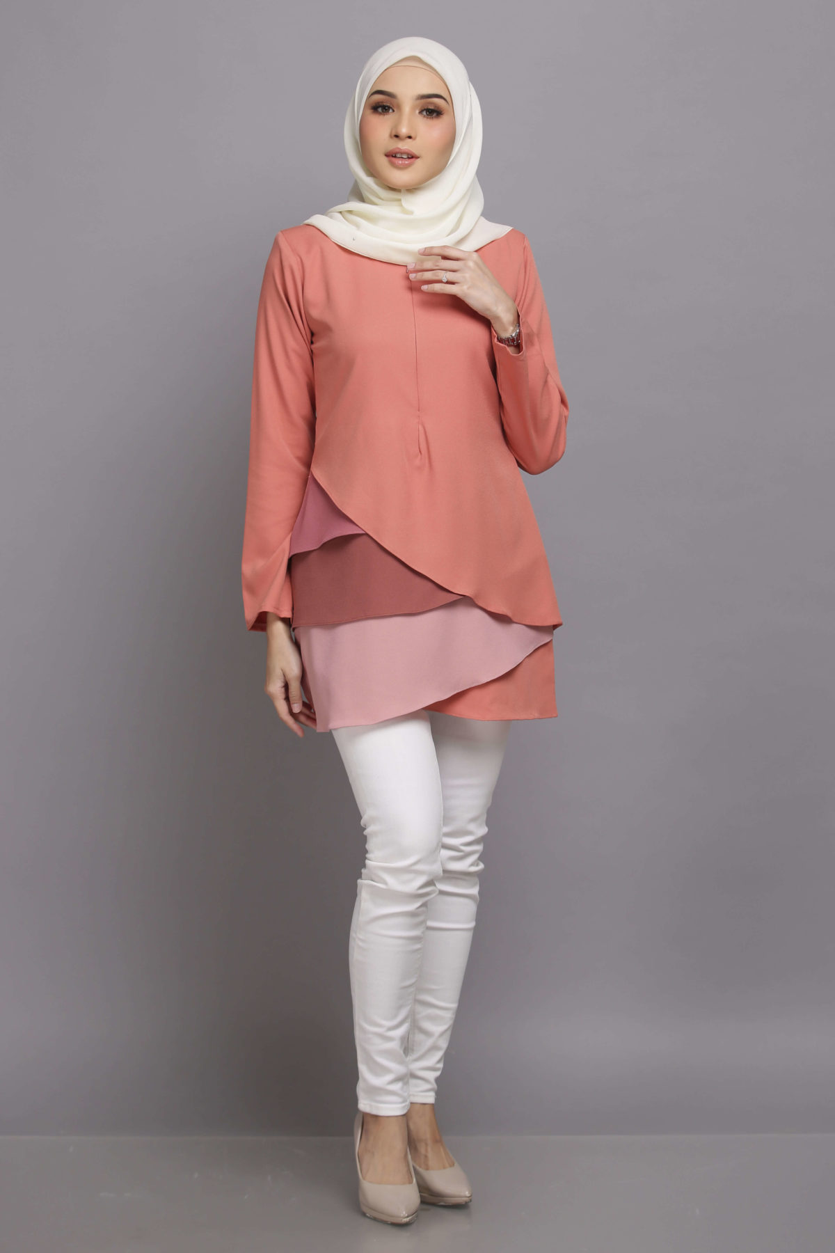 Fressia Peach Orange (2)