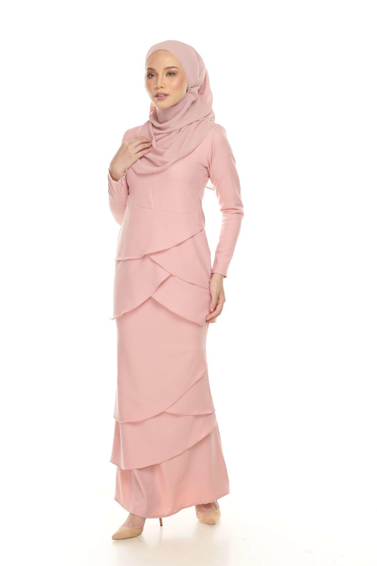 Balqis Sakura Pink