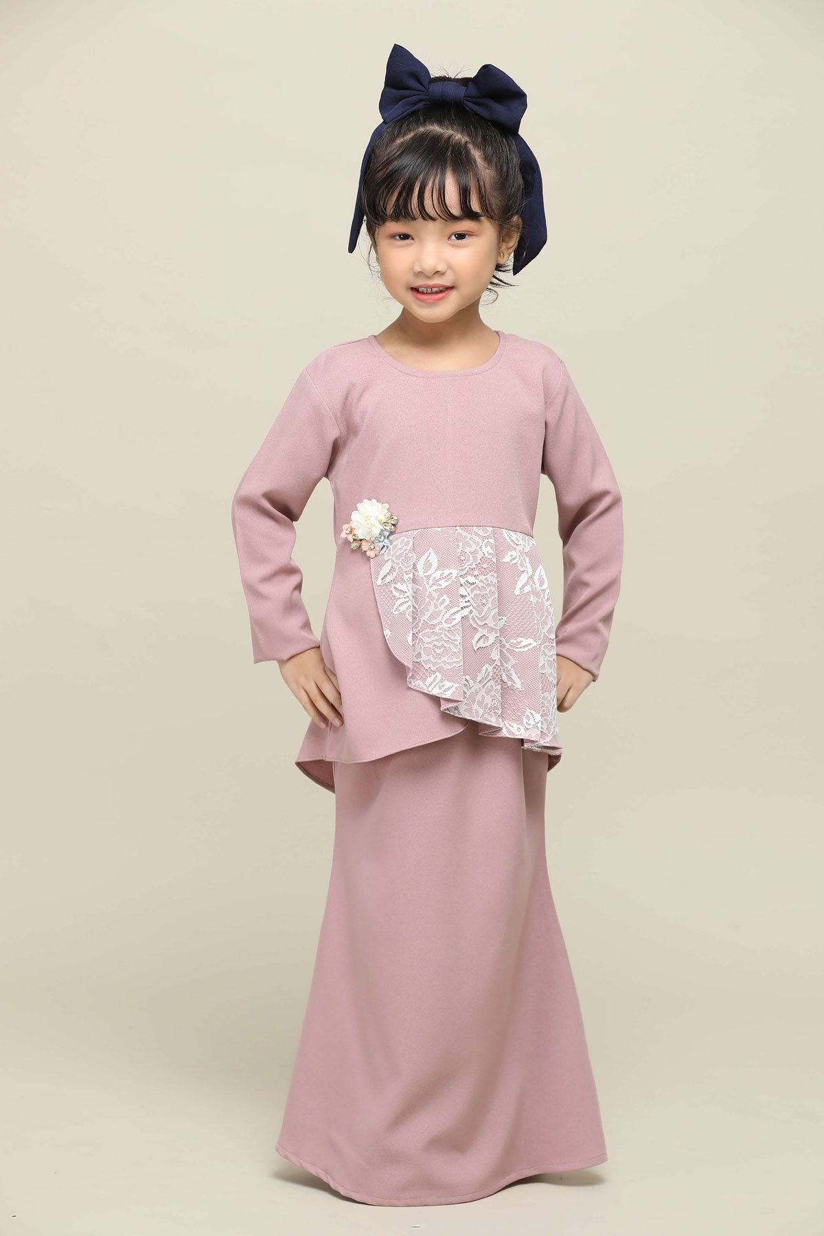Badarsila Kids Purple Plum