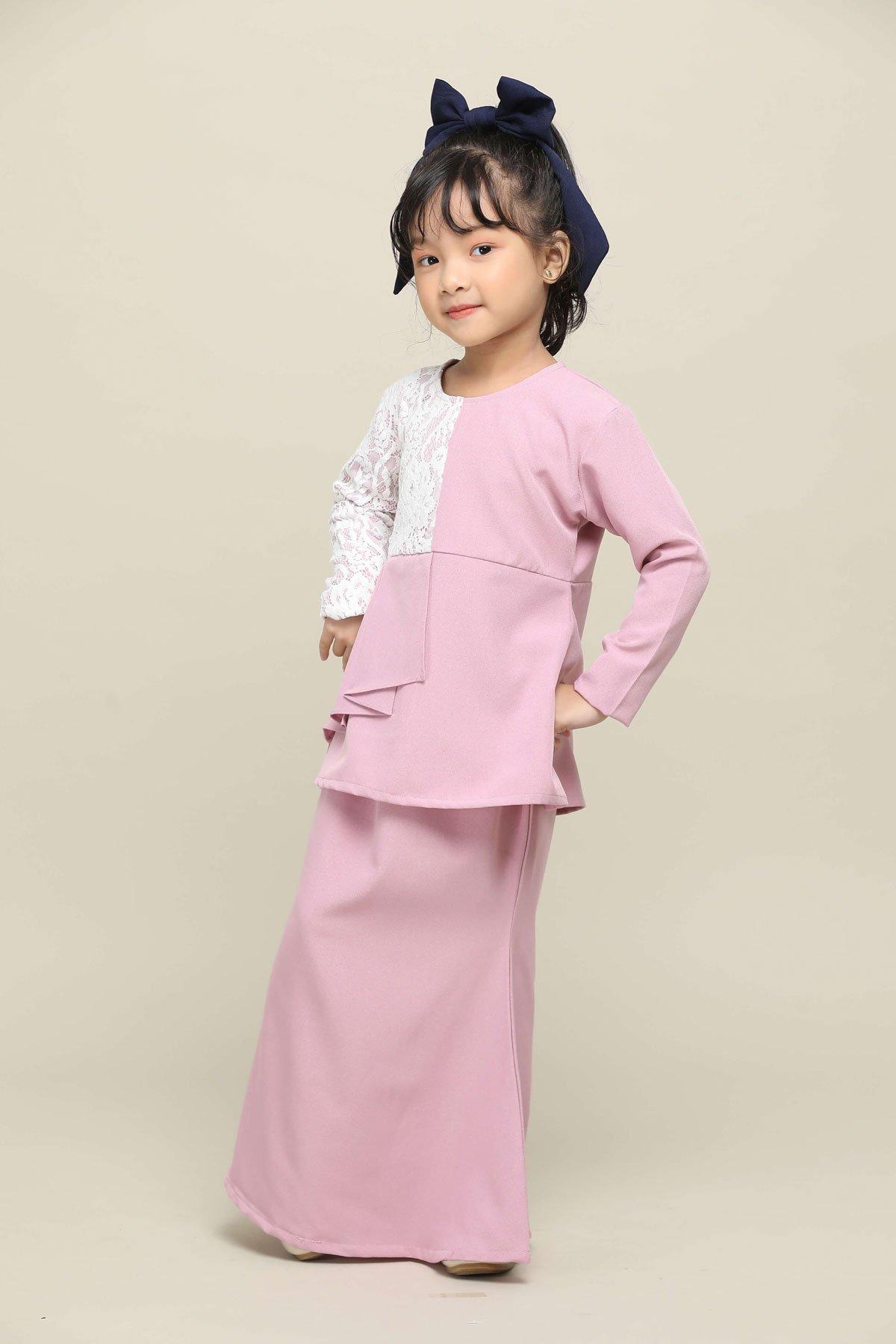 Wajah Kekasih Kids Pink Lavender
