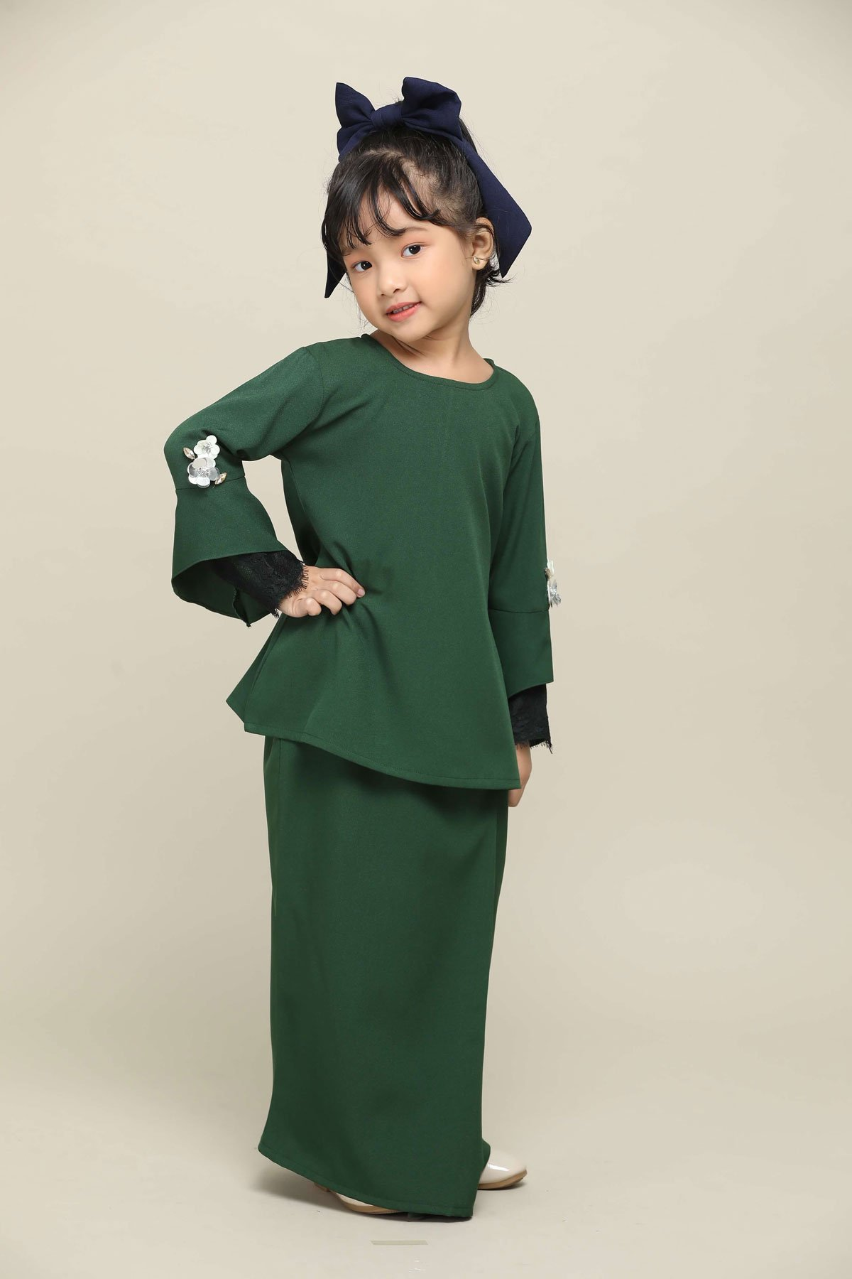 Kurik Kundi Kids Emerald Green