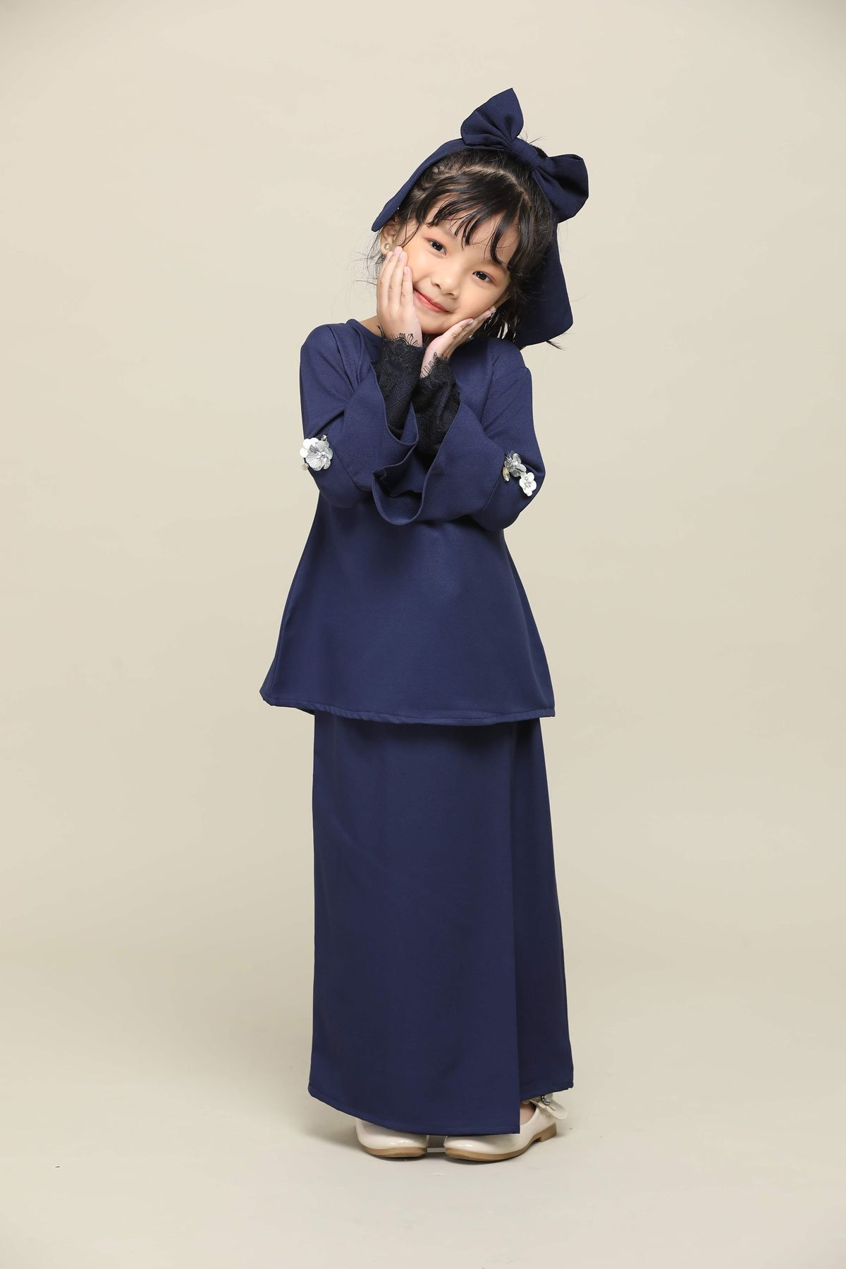 Kurik Kundi Kids Navy Blue