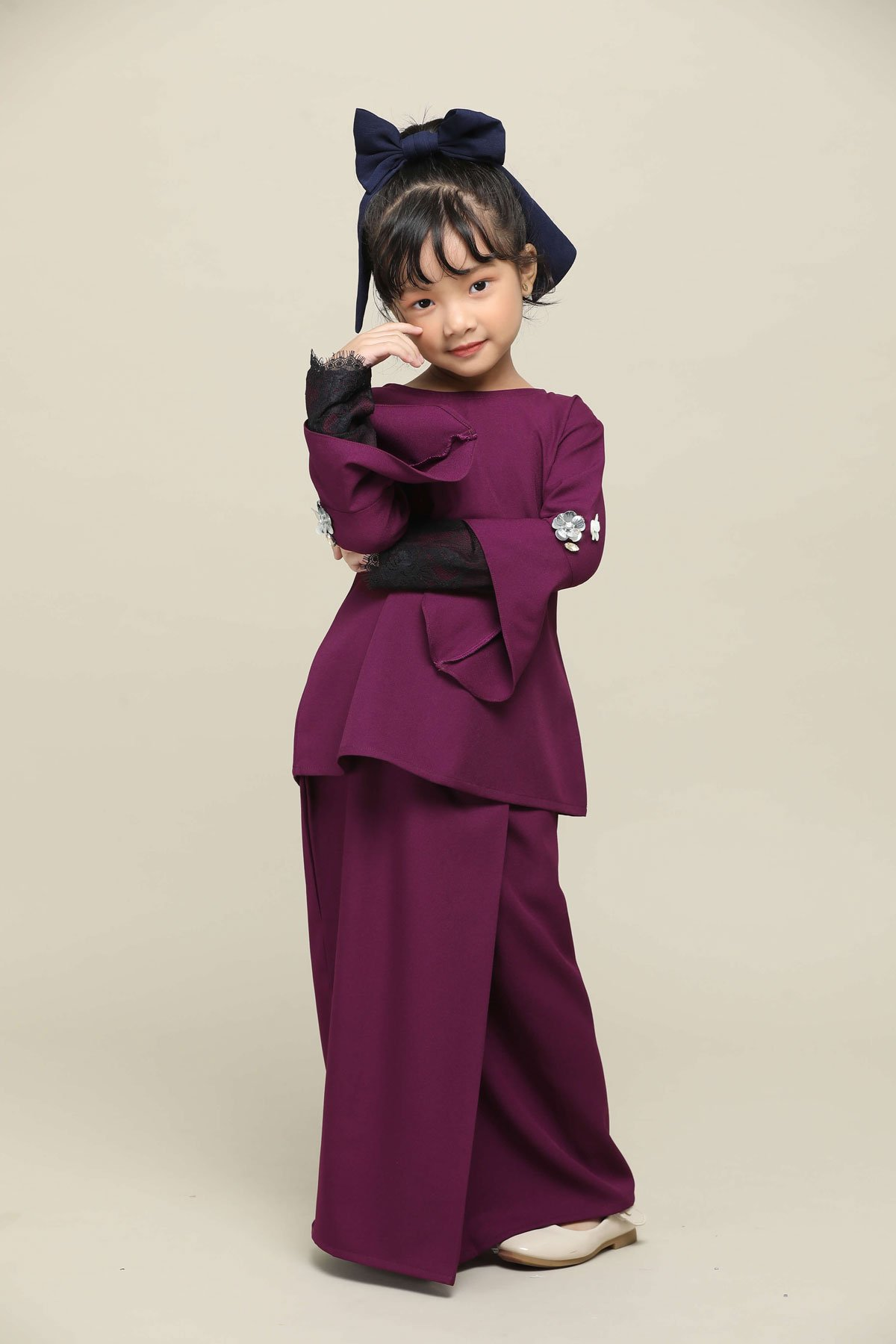 Kurik Kundi Kids Dark Purple