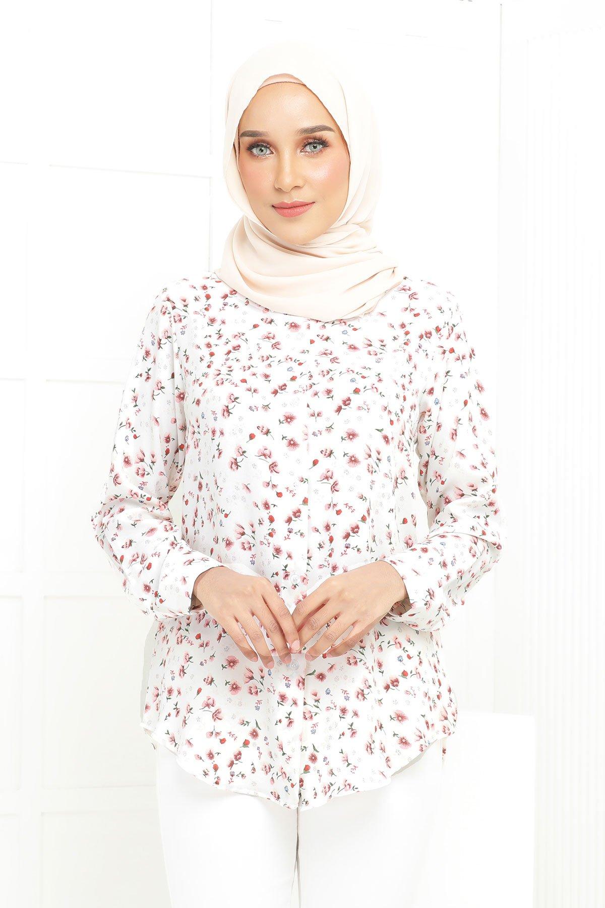 Wardina White Blossom