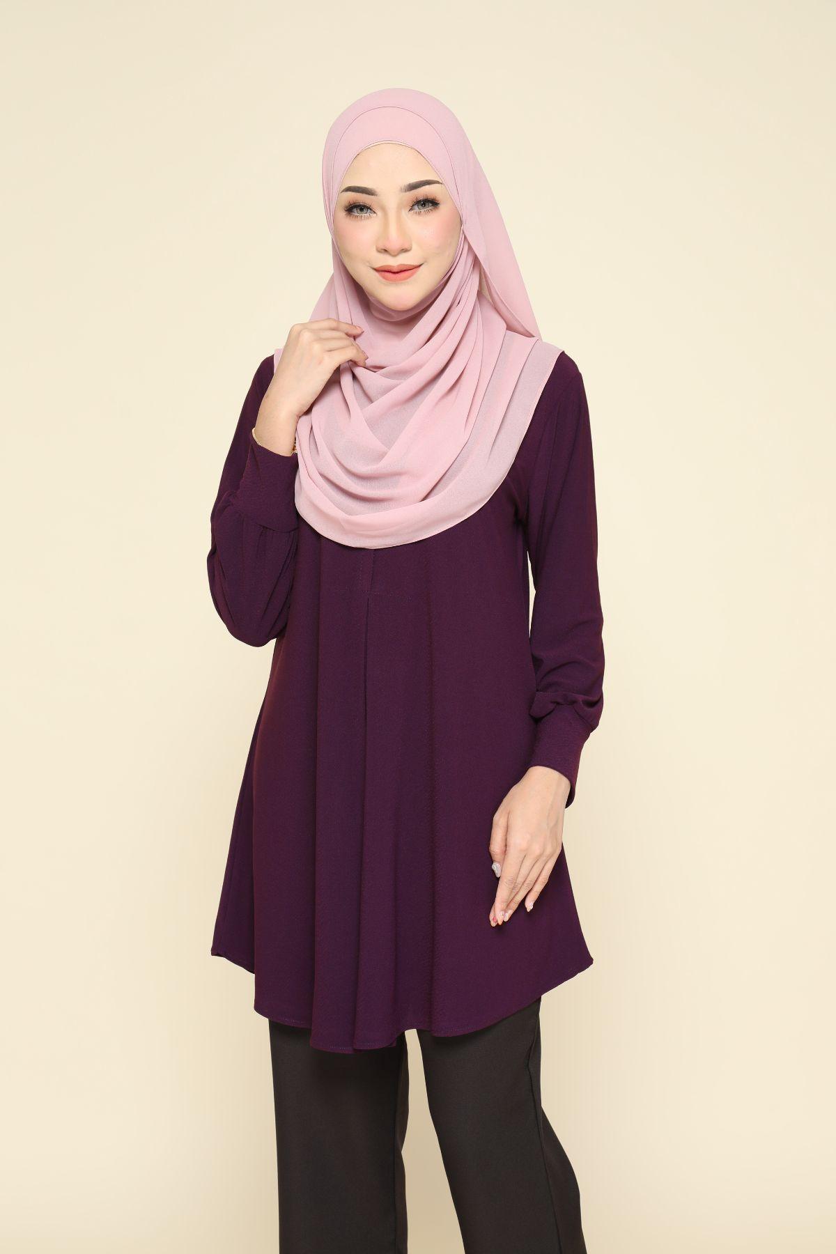 Alissa 2.0 Dark Purple