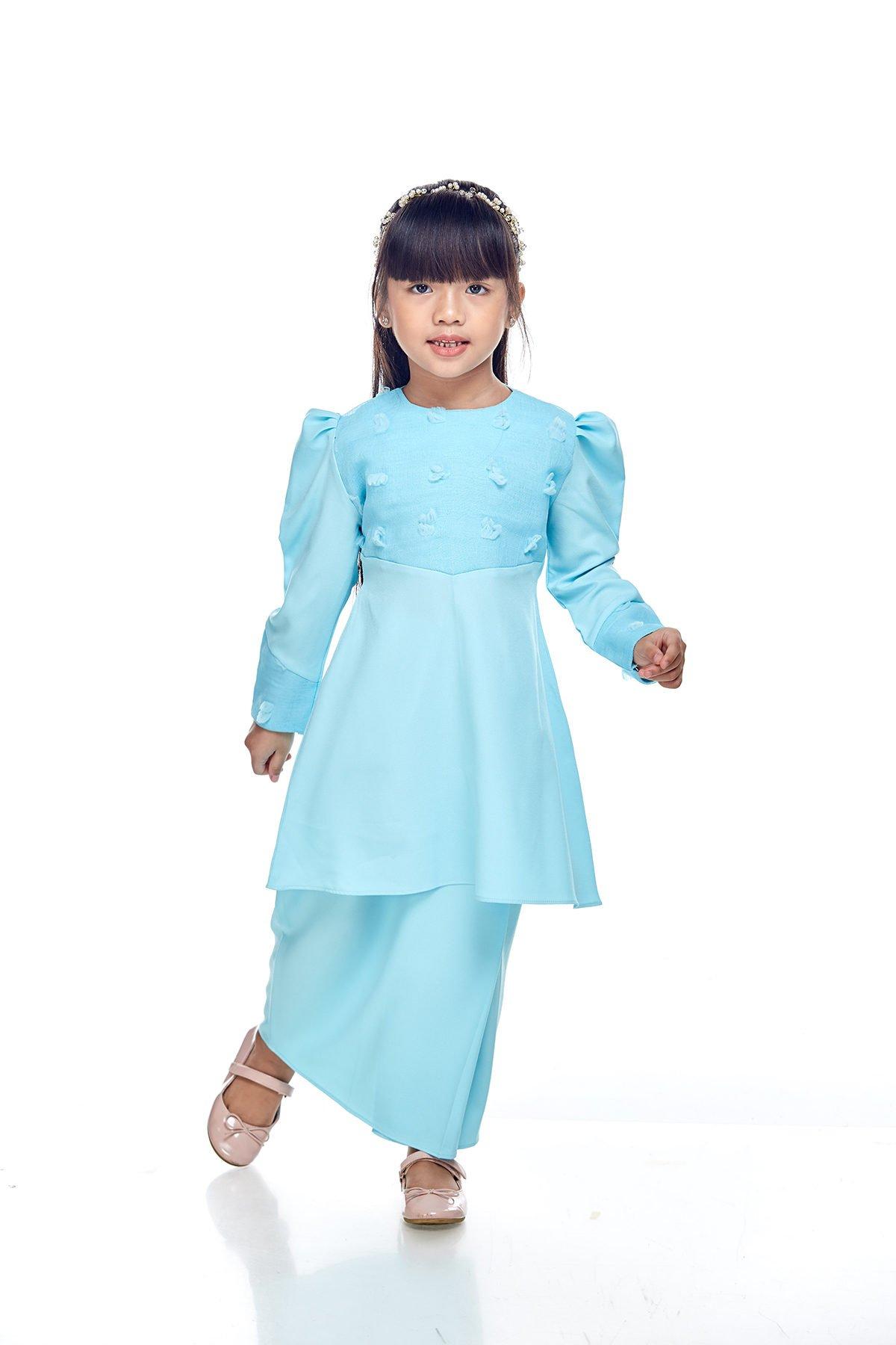 Riau Mulan Kids Baby Blue